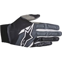 Aviator Gloves Black/Anthracite