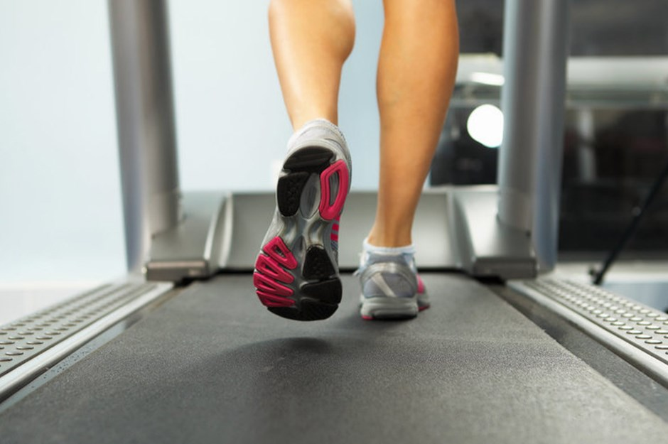 runner treadmill