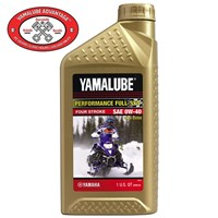 Yamalube 0W-40 Full Synthetic With Ester