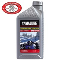 Yamalube 0W-30 Semi-Synthetic