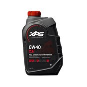XPS 4-Stroke Synthetic Oil (0W40)