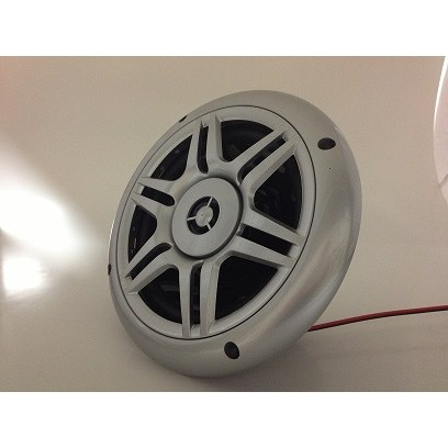 "6.5"" Lighted Marine Speakers (Pair)"