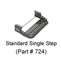 "24"" Standard Single Step - Low Drop"