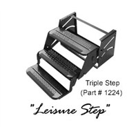 "24"" Triple Leisure Step"