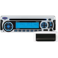 JENSEN AM/FM/CD/USB/iPod & SiriusXM Satellite Ready Stereo with Marine Housing