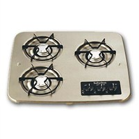 3 Burner Cook Top SS