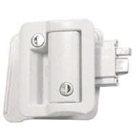 FIC Travel Trailer Lock w/ Deadbolt
