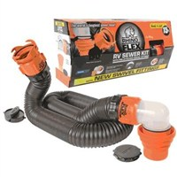 Rhino Sewer Hose Kit 15Ft