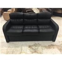 "73"" Sleeper Sofa with Storage Drawer and Mattress"