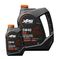 XPS 4-Stroke Synthetic blend Oil (5W40)