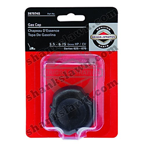 Briggs and Stratton 5044K Fuel Cap