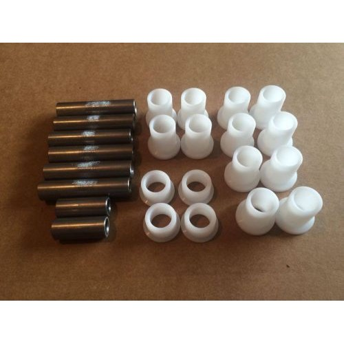 INNER REAR BUSHINGS WITH SLEEVES – 900 S & 1000 S