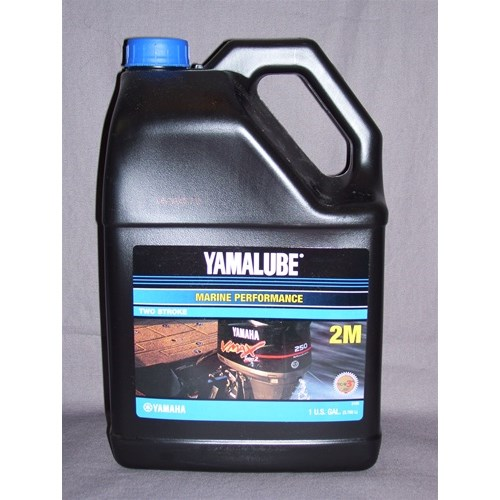 Yamalube 2M Marine 2-Stroke Engine Oil