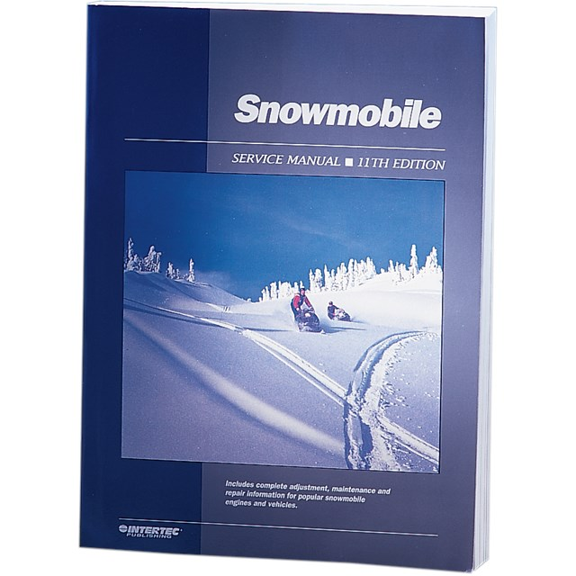 UNIVERSAL SNOWMOBILE SERVICE MANUAL