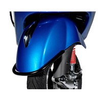OEM Vespa Front Fender Guard, Black -1B000704