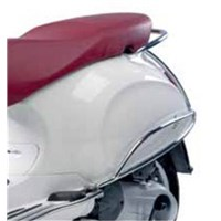 OEM Vespa Chrome Rear Side Protection - 1B000928