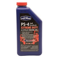 Polaris PS-4 Extreme Duty Engine Oil 10W-50 32 oz.