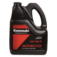 Kawasaki 4-Stroke Engine Oil 10W-40 1 Gallon