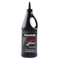 Kawasaki Gear and Wet Brake Oil 32 oz.
