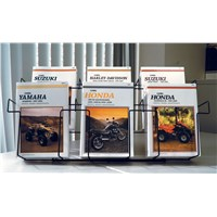 CLYMER DISPLAY RACKS