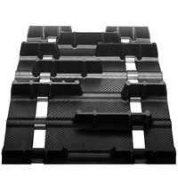 "BackCountry X™ 15x129x1.75"" CAMOPLAST Snowmobile Track, 9288C"