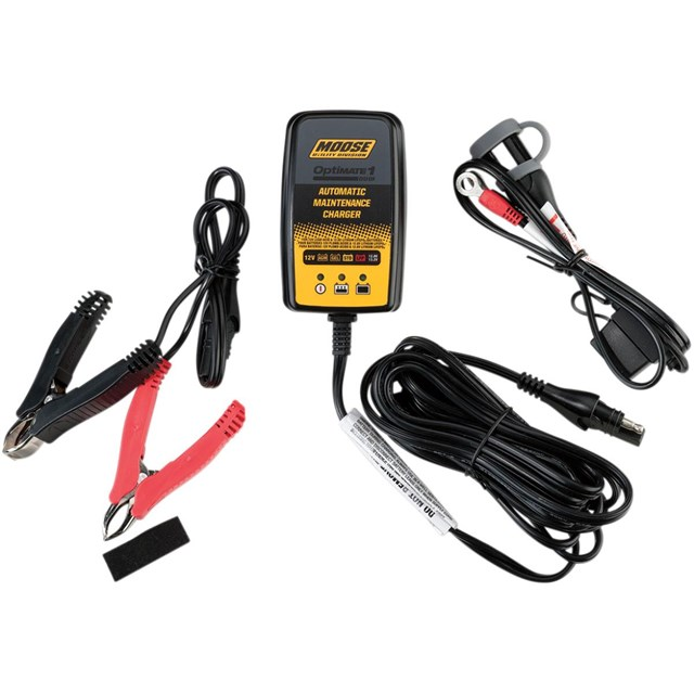 12V Automatic Maintenance Charger