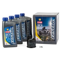 ECSTAR R7000 Semi-Synthetic Oil Change Kit (4 Quart)
