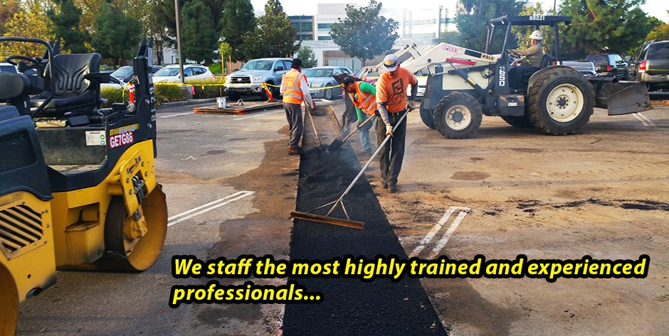 orange county paving
