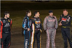 Tony Stewart earns trio of top-ten finishes during ASCS, Knoxville starts