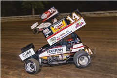 Tony Stewart chases All Stars through the Midwest; 360 Knoxville Nationals on deck