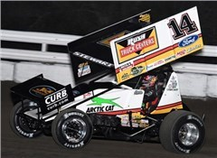 TONY STEWART & RICO ABREU JOIN ALL STAR SPRINTS IN THUNDER SHOW THURSDAY, AUGUST 17