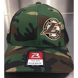 Big E Camo FLEX FIT Hat