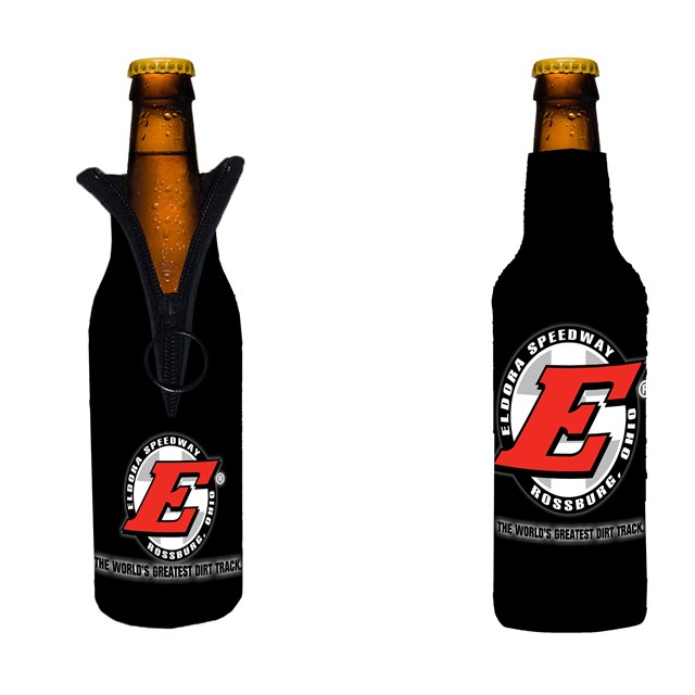 Bottle Coozie Black