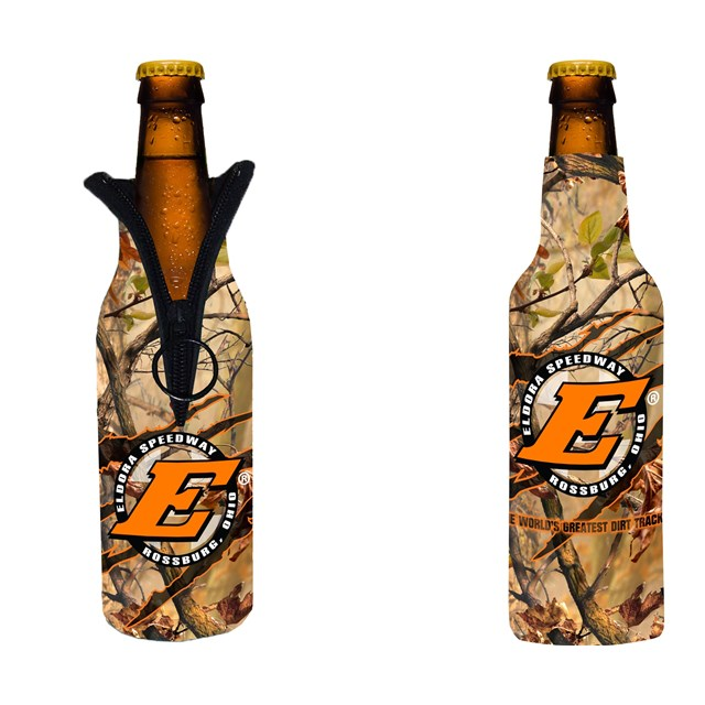 Bottle Coozie Camo