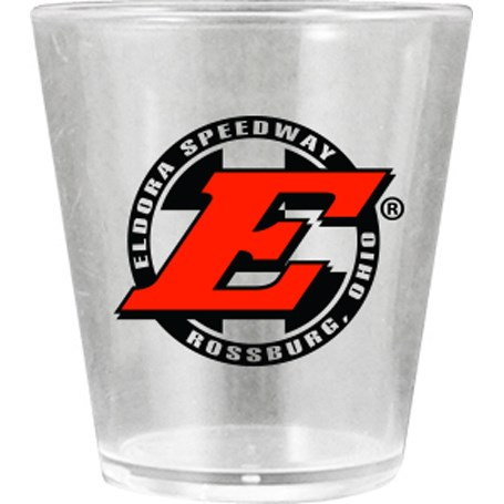 Big E Plastic Shotglass