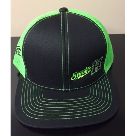Smoke Green Hat