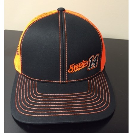Smoke ORANGE Hat
