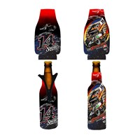Smoke the Field Bottle Coozie