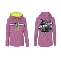 Colorless Ladies Mag/Neon Hoodie