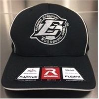 Big E Black Flag FLEX FIT Hat