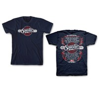 LEGEND TEE-NAVY