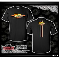 Ollie's All Star Black Tee