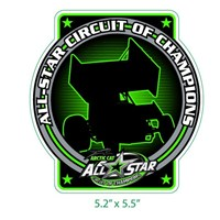 TS All-Star Shadow Decal