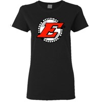 Eldora Ladies Tee-Black