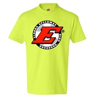 Eldora Youth Tee-Safety Green
