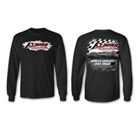 Track Long Sleeve Tee