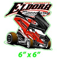 WS ELDORA DECAL
