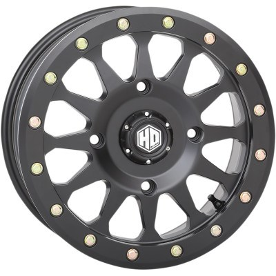 STI HD9 Beadlock Ring Matte Black