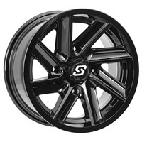 Chopper Wheel Black