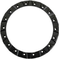 Split 6 Beadlock Ring Black